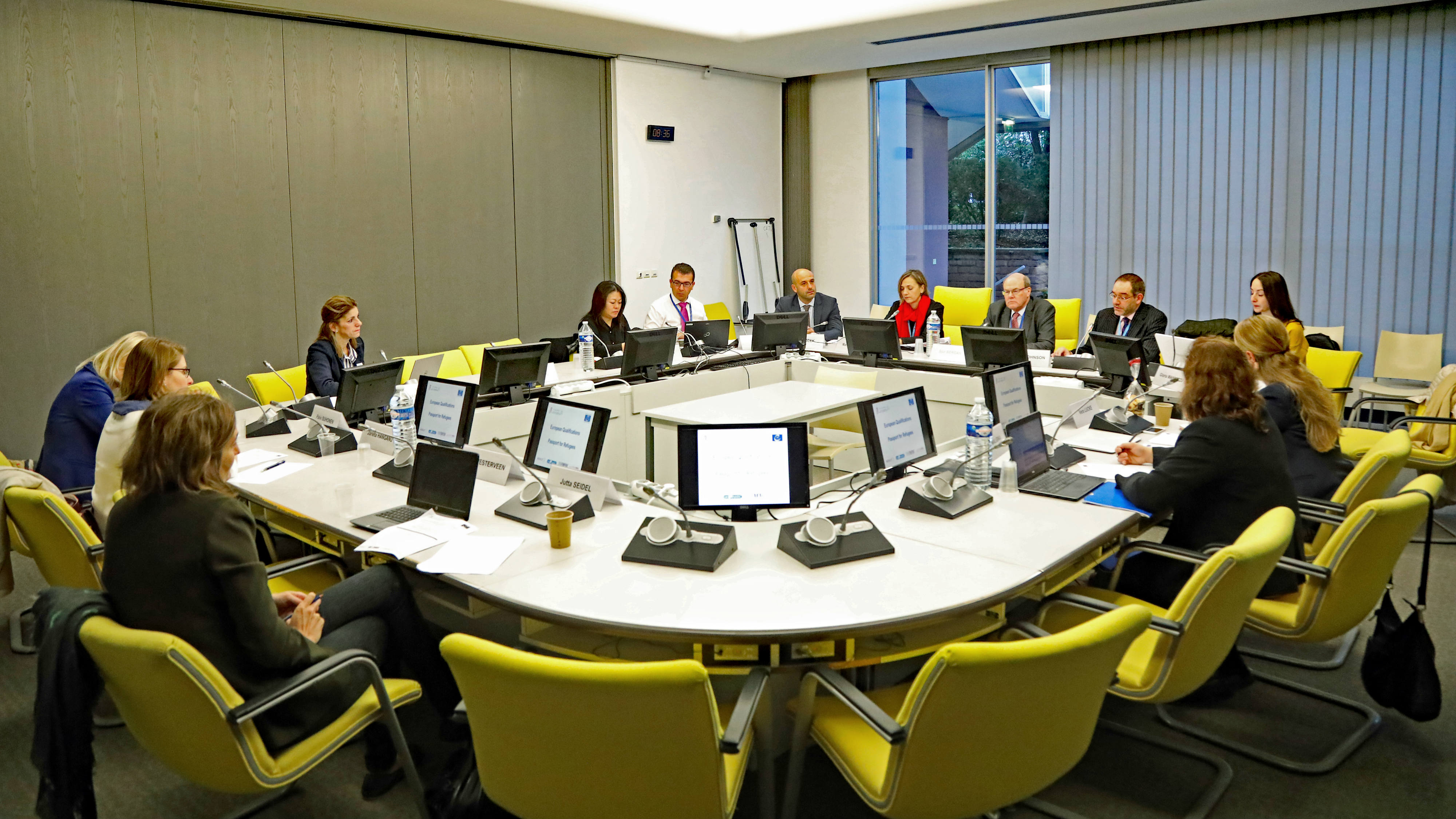 Second meeting of Project Coordination Group - 1