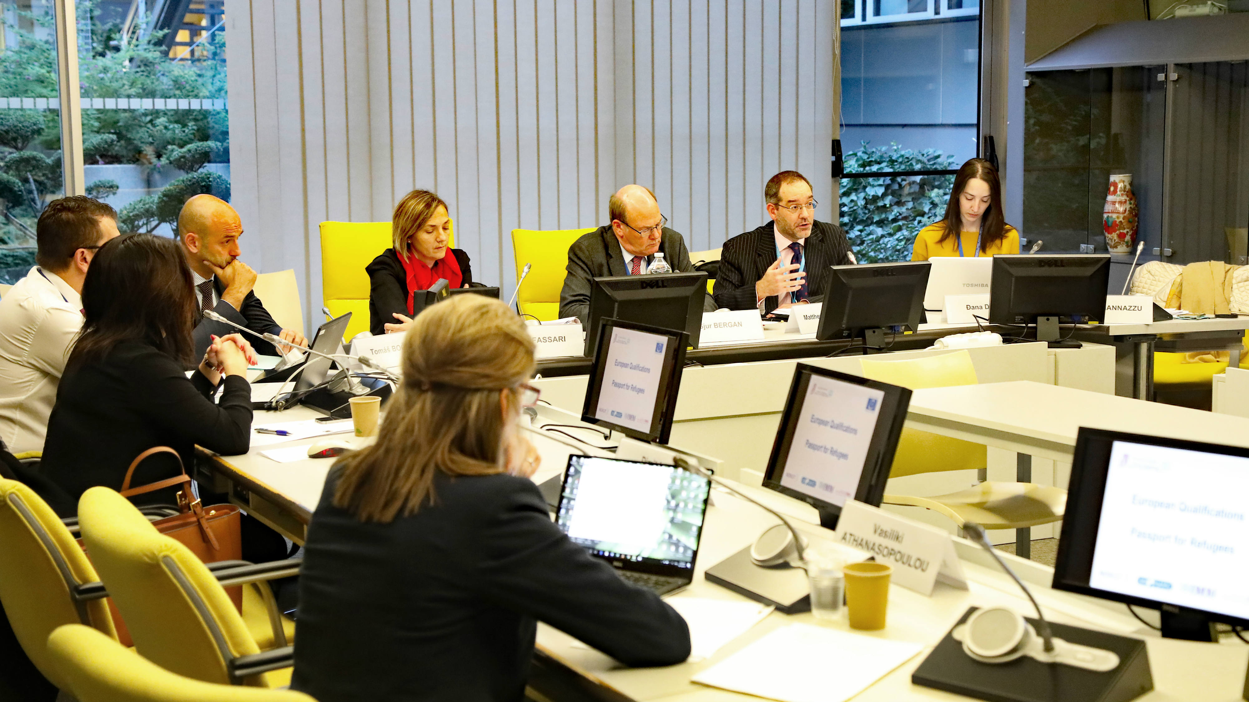 Second meeting of Project Coordination Group - 4