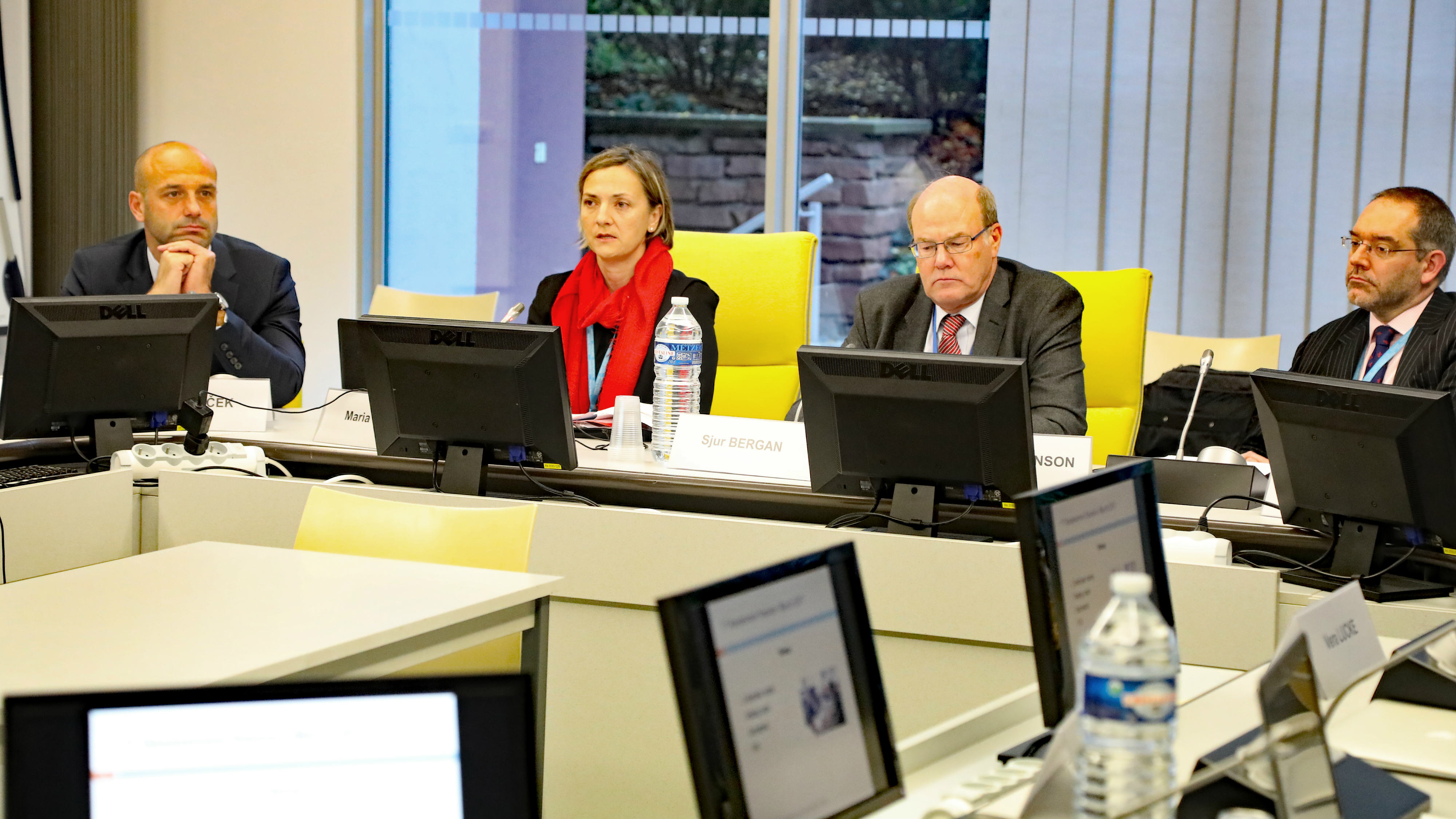 Second meeting of Project Coordination Group - 5