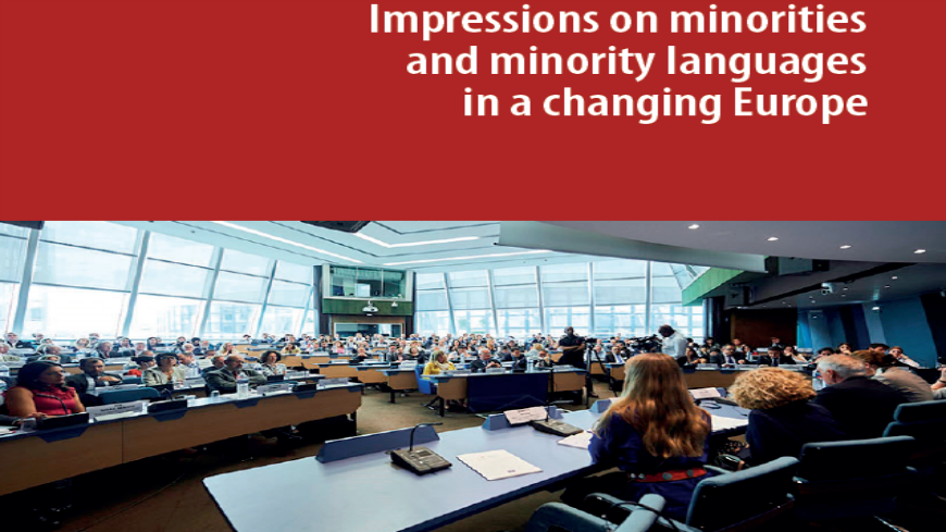 Impressions on minorities and minority languages in a
