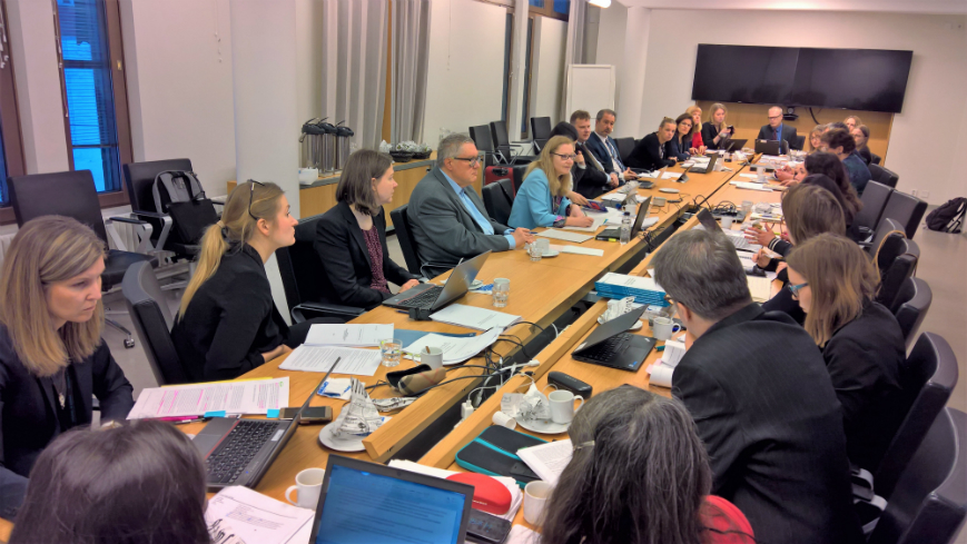 Committee of Experts visits Finland