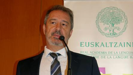 Conference celebrating 100th anniversary of the Royal Academy of the Basque Language