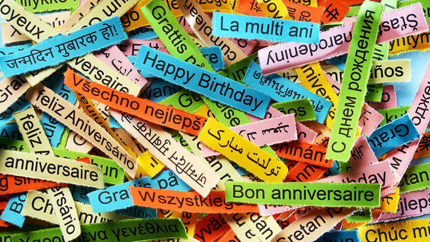 20th anniversary of the European Charter for Regional or Minority Languages
