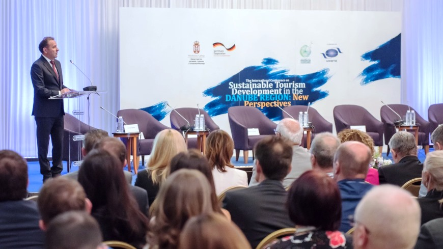 "Conference ""Sustainable Tourism Development in the Danube Region: New Perspectives"""