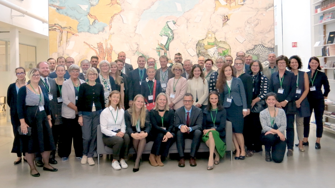 First Routes4U meeting for the Baltic Sea Region (EUSBSR)
