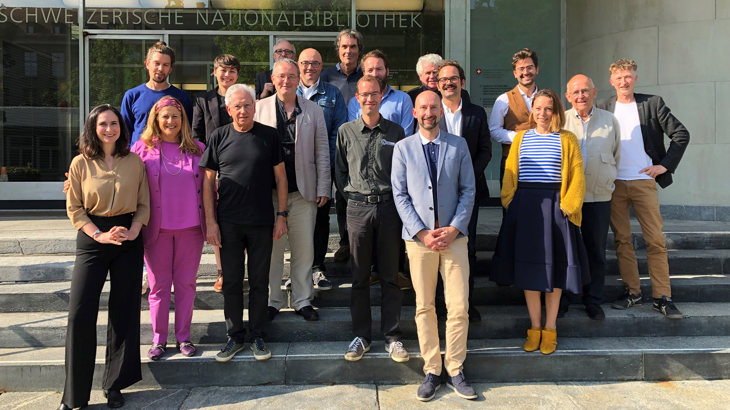 Switzerland: the Federal Office of Culture hosts a coordination meeting with national managers of the Cultural Routes