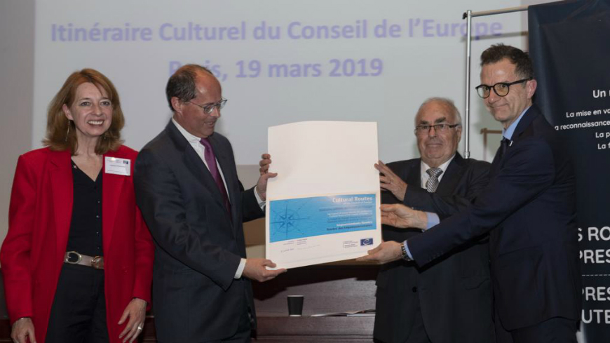 France: certification ceremony along the « Impressionisms Routes »
