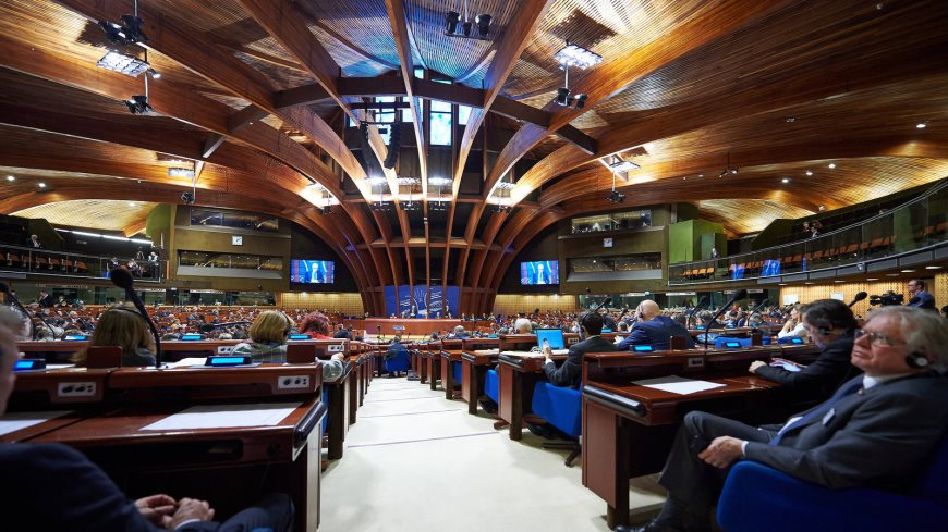 Cultural Routes of the Council of Europe presented at the Parliamentary Assembly meeting