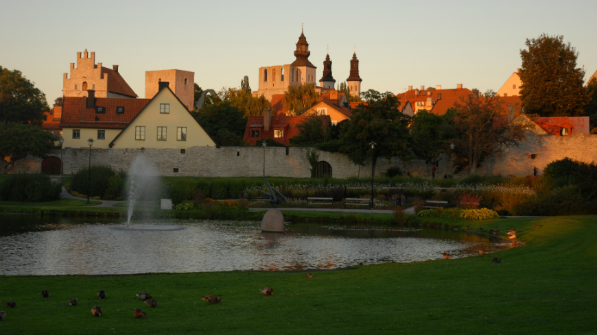 'The Hansa' to host the 2019 Training Academy on Cultural Routes in Visby, Gotland (Sweden) on 4-7 June