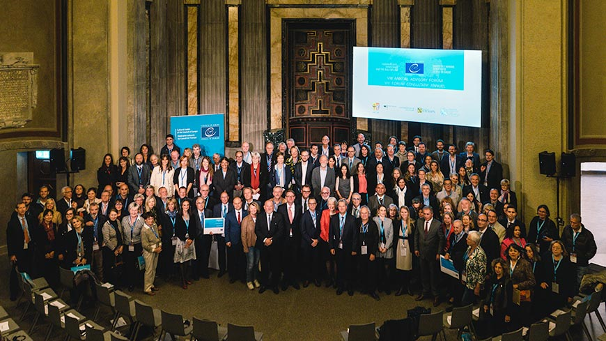 8th Annual Advisory Forum on Cultural Routes (Görlitz, Germany)
