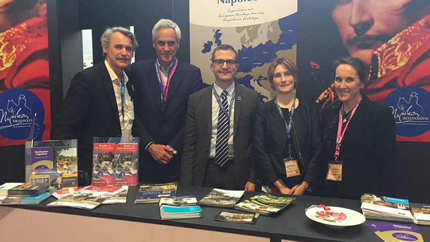 ITB BERLIN 2017: Participation at UNWTO Silk Road Ministerial Meeting and Presentation of the Cultural Routes Programme