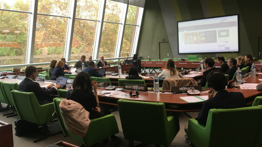 2018 meeting of the Committee of the Member States of the EPA on Cultural Routes