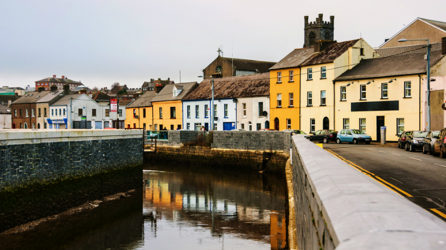 Ireland: Conference on Cultural Routes