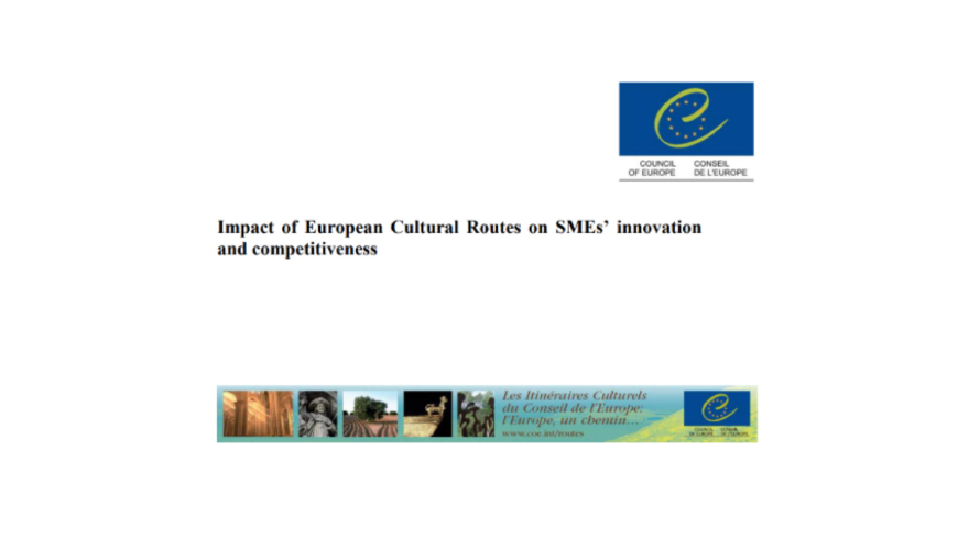 Impact of European Cultural Routes on SMEs' Innovation and Competitiveness