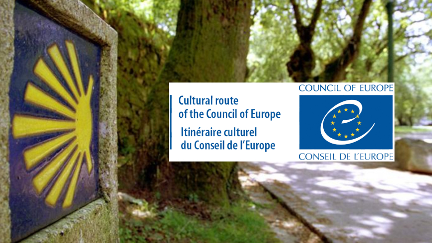 The Council of Europe nominated new Honorary Ambassador of the Santiago de Compostela Pilgrim Routes