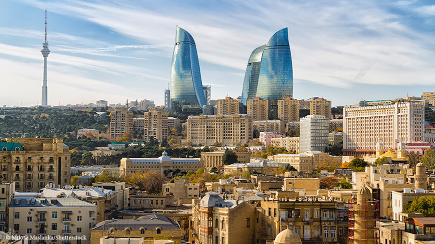 Azerbaijan:  National Advisory Meeting on Cultural Routes