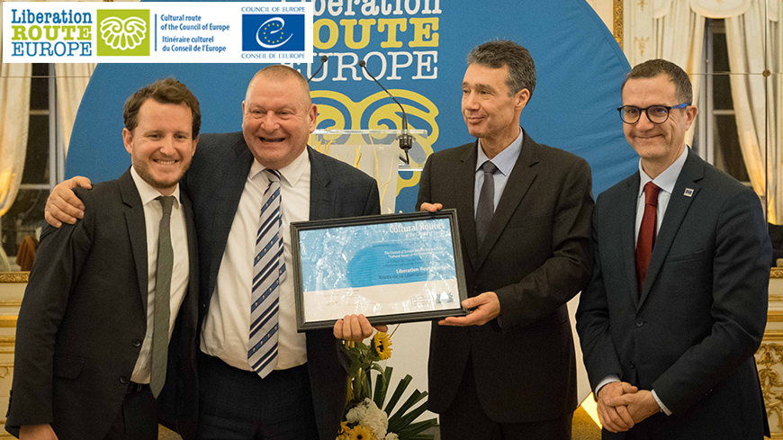 Liberation Route Europe: Forum 2020 and Certification Ceremony in Brussels