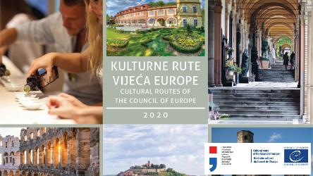 Croatia: New Brochure on Cultural Routes of the Council of Europe
