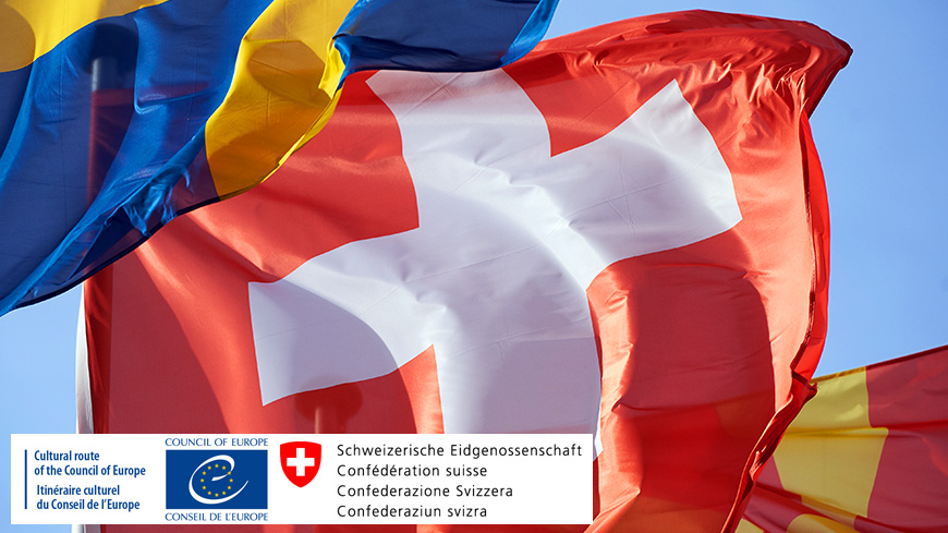 Switzerland: Cultural Routes of the Council of Europe on the website of the Federal Office of Culture