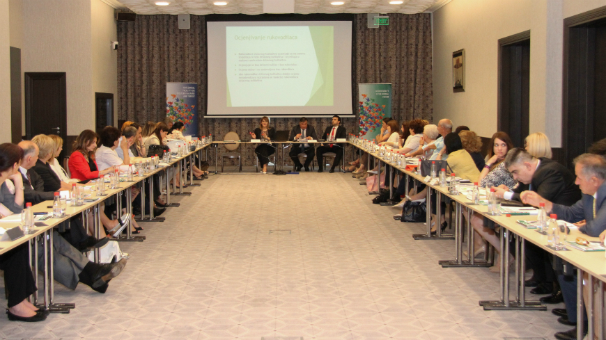 Consultative meeting of Montenegrin prosecutors