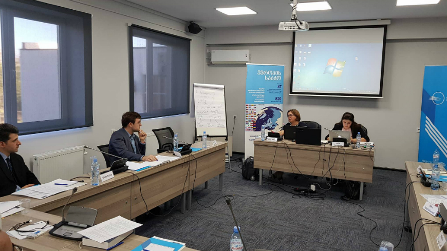 Training Needs Assessment for the development of the Module on International Humanitarian Law