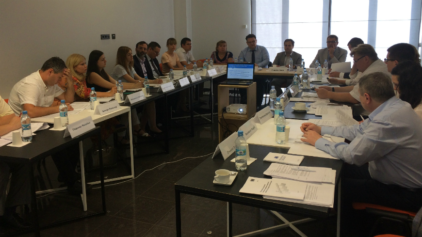 2nd meeting of the interagency working group for developing solutions to the systemic problem of excessive length of pre-trial and judiciary proceedings in Ukraine