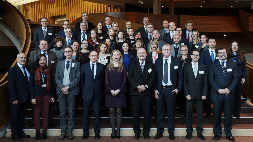 92nd plenary meeting of the European Committee on Legal Co-operation (CDCJ)