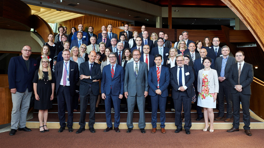 The European Committee on Crime Problems held its plenary meeting from the 28th of November to the 1st of December 2017