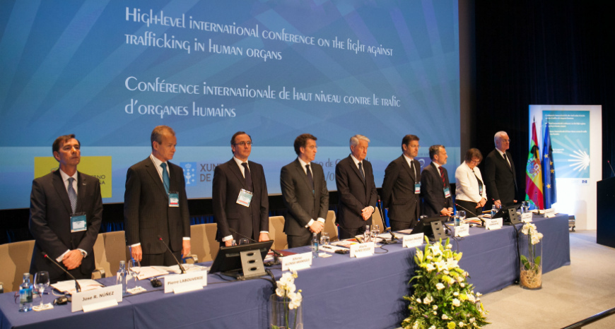 Introduction - High-Level International Conference on the fight against Trafficking in Human Organs