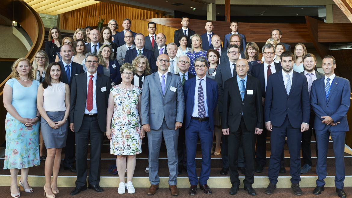 The European Committee on Crime Problems (CDPC) held its plenary meeting from 5 to 7 June