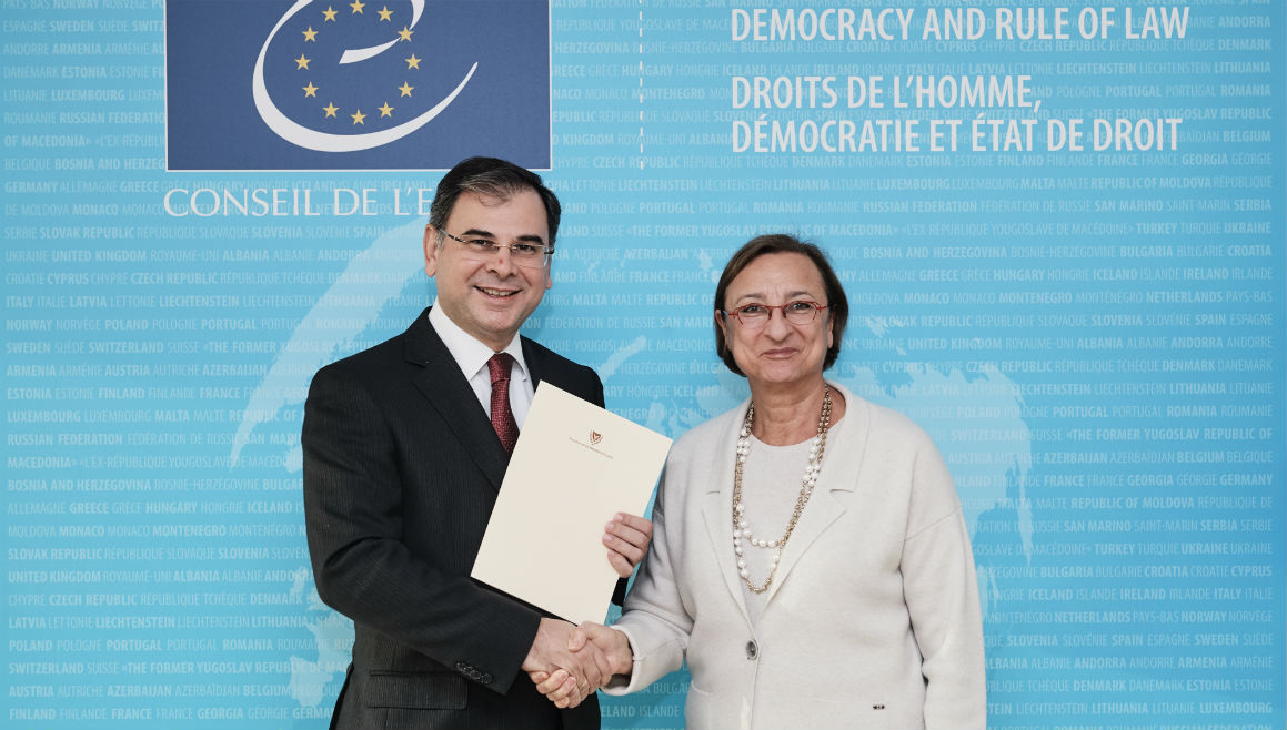 Cyprus ratifies the European Convention on Offences relating to Cultural Property