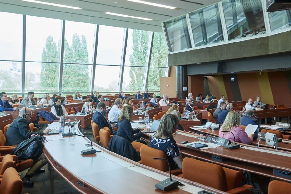 European Committee on Crime Problems (CDPC) gathers for its 78th plenary meeting