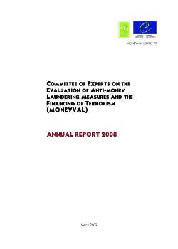 Annual report for 2008 (2009)