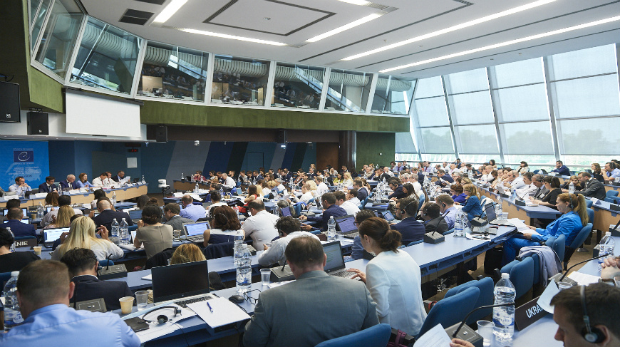 Outcome of MONEYVAL's 58th Plenary meeting