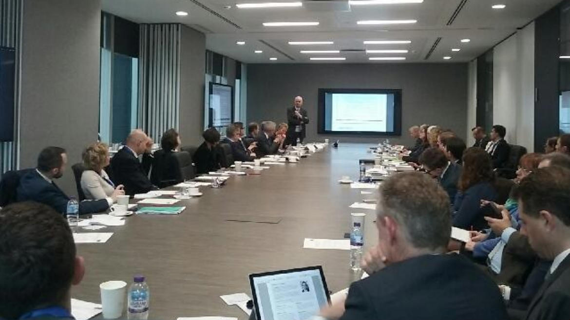 MONEYVAL continues its series of roundtables on de-risking with workshops in Frankfurt and London