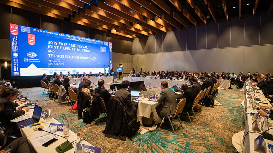 FATF/MONEYVAL Joint Experts' meeting - Newsroom