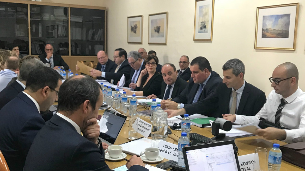Council of Europe anti-money laundering and counter-terrorist financing Committee visits Malta