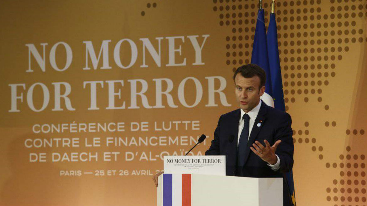 """No money for terror"" - conference in Paris calls for reinforcing resources of the FATF and the ""FATF-style regional bodies"" such as MONEYVAL"