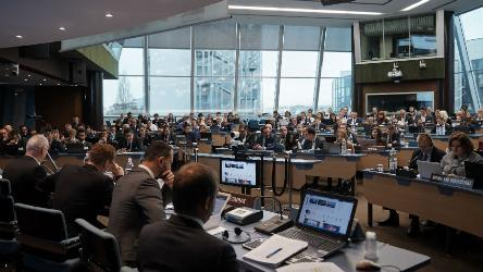 Outcome of MONEYVAL's 55th Plenary meeting