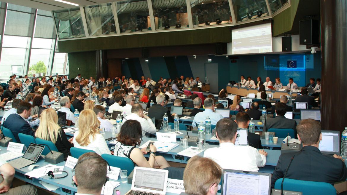 Outcome of MONEYVAL's 56th Plenary meeting