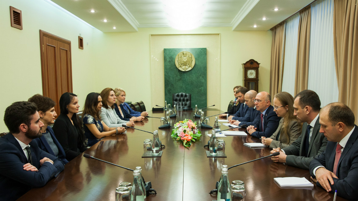 Council of Europe anti-money laundering and counter-terrorist financing Committee visits Moldova