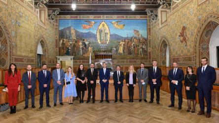 MONEYVAL carries out evaluation visit to San Marino