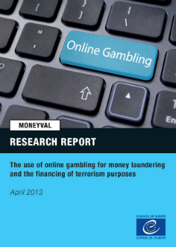 Typologies report on the use of online gambling for money laundering and the financing of terrorism purposes