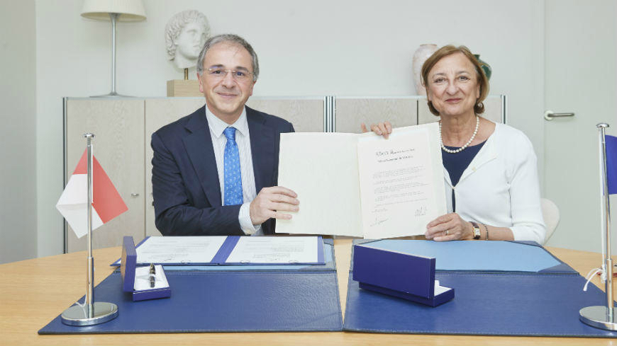 New ratification of the CETS No. 198