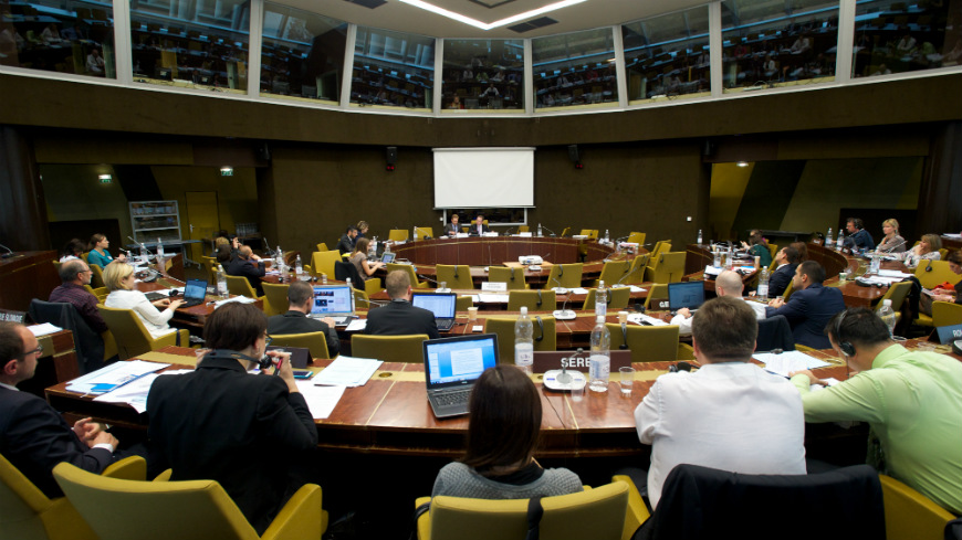 Outcome of the 8th Plenary Meeting of the Conference of the Parties to the CETS No. 198
