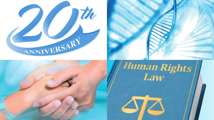 20th anniversary of the Convention on Human Rights and Biomedicine (Oviedo Convention)