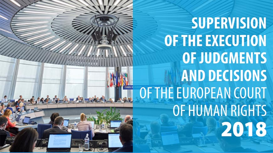 Implementing the ECHR judgments: 10-year reform process brings clear results