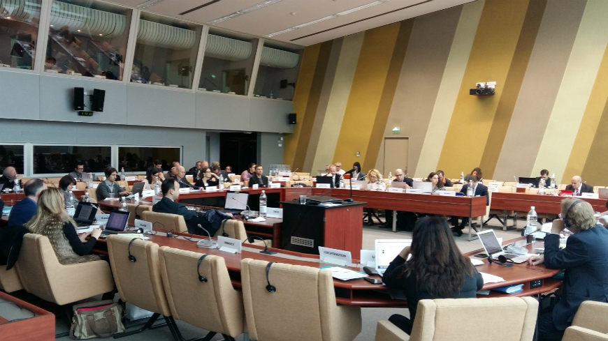 The Steering Committee on Media and Information Society held its 9th plenary meeting