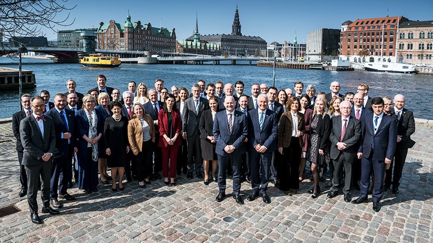 Copenhagen Declaration on the reform of the European Convention on Human Rights system