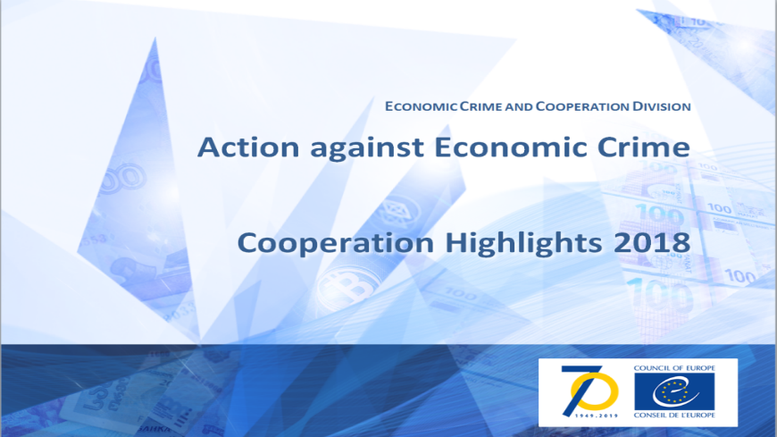 The ECCD publishes the 2018 Highlights report